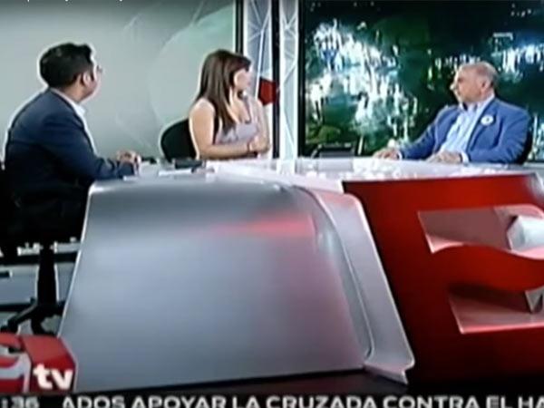 Entrevista Excelsior TV