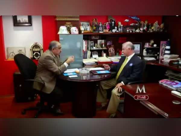 Carlos Marín en El Asalto a la Razon - Milenio TV